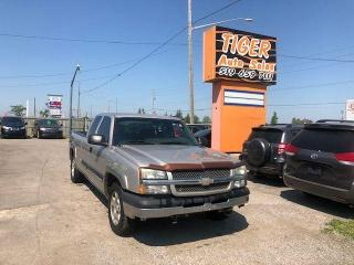 Used 2005 Chevrolet Silverado 1500 LS**RUNS AND DRIVES WELL**AS IS SPECIAL for sale in London, ON