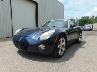 Used 2007 Pontiac Solstice *****Cabriolet*****5 VITESSES****** for sale in St-Eustache, QC