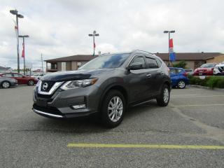 Used 2017 Nissan Rogue SV for sale in Timmins, ON