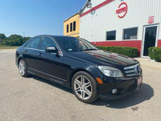 Used 2008 Mercedes-Benz C-Class 350 4Matic for sale in Tillsonburg, ON