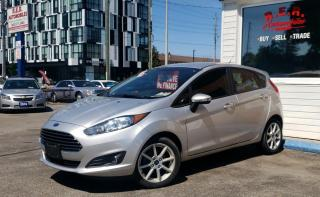 Used 2015 Ford Fiesta SE for sale in Oshawa, ON