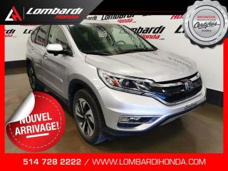 Used 2016 Honda CR-V TOURING|NAVI|CUIR|TOIT| for sale in Montréal, QC