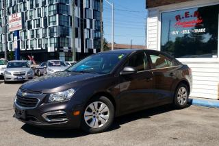 Used 2016 Chevrolet Cruze LT for sale in Oshawa, ON