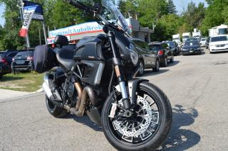 Used 2014 Ducati Diavel  Strada for sale in Richmond Hill, ON