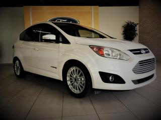 Used 2013 Ford C-MAX SEL - HYBRID - LIQUIDATION - CUIR/CAMERA for sale in Drummondville, QC