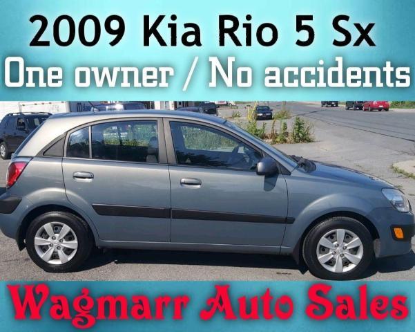 2009 Kia Rio Rio5 EX