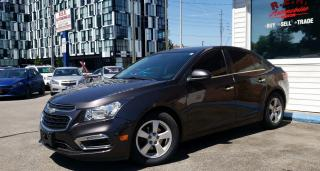 Used 2015 Chevrolet Cruze 2LT for sale in Oshawa, ON