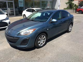 Used 2010 Mazda MAZDA3 4DR SDN MAN GS for sale in Longueuil, QC