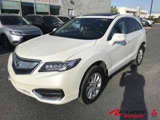 Used 2017 Acura RDX AWD/Toit/Cuir/Bluetooth/Siege Chauffant+Électrique for sale in St-Hubert, QC