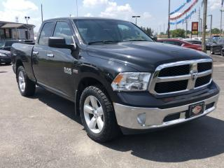 Used 2016 RAM 1500 4X4*QUAD CAB*HEMI for sale in London, ON