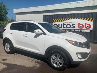 Used 2012 Kia Sportage for sale in Laval, QC