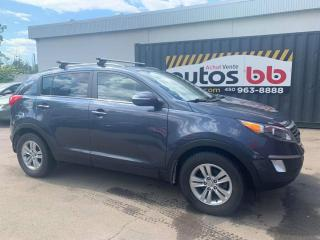 Used 2011 Kia Sportage for sale in Laval, QC