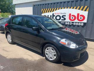 Used 2010 Nissan Versa for sale in Laval, QC