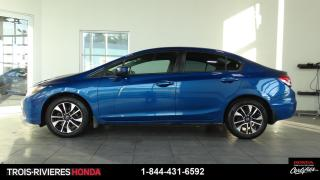 Used 2015 Honda Civic EX + TOIT OUVRANT + VITRES TEINTEES! for sale in Trois-Rivières, QC