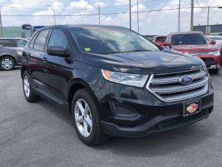 Used 2017 Ford Edge SE*BACKUP CAM*AUTO START STOP for sale in London, ON