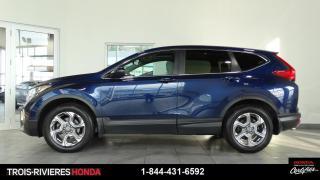 Used 2017 Honda CR-V EX + GARANTIE 5/120 + HONDA SENSING! for sale in Trois-Rivières, QC