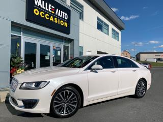 Used 2017 Lincoln MKZ 4DR SDN SELECT AWD for sale in St-Georges, QC