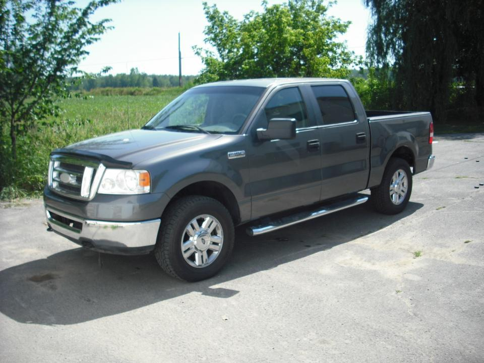 used 2007 ford f-150 4 rm, super cabine multiplaces 139 po, x for sale in repentigny, quebec carpages.ca