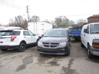 Used 2016 Dodge Grand Caravan sto and go loaded for sale in North York, ON