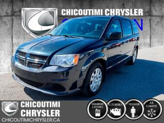 Used 2014 Dodge Grand Caravan Familiale 4 portes SXT for sale in Chicoutimi, QC