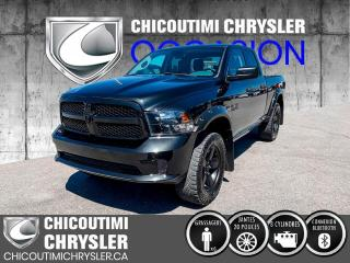 Used 2017 RAM 1500 Express Quad Cab 4RM 140,5 po *Disponibi for sale in Chicoutimi, QC