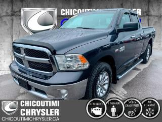 Used 2015 RAM 1500 Cabine quad 4RM, 140,5 po SLT for sale in Chicoutimi, QC