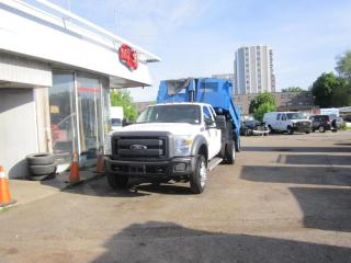 Used 2012 Ford F-450 Super Duty DRW 2WD SuperCab 10 ft dump tool box for sale in North York, ON