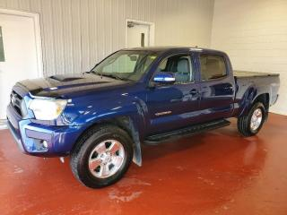Used 2014 Toyota Tacoma DOUBLE CAB TRD SPORT 4X4 for sale in Pembroke, ON