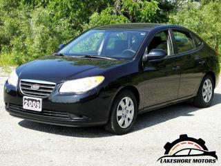 Used 2009 Hyundai Elantra GL || CERTIFIED || for sale in Waterloo, ON