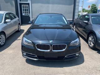Used 2014 BMW 5 Series **535i xDrive**LOW KMS**SUNROOF**NAV**BLUETOOTH**PARKING ASSIST** for sale in Hamilton, ON
