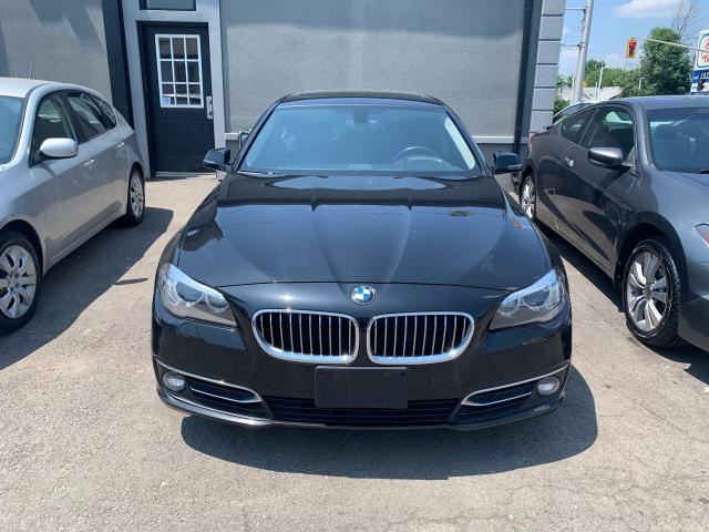 2014 BMW 5 Series **535i xDrive**LOW KMS**SUNROOF**NAV**BLUETOOTH**PARKING ASSIST**
