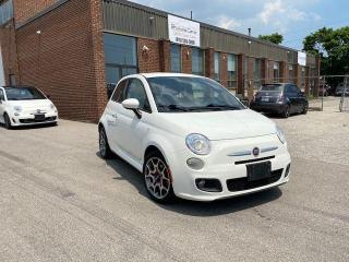 Used 2015 Fiat 500 Sport for sale in Concord, ON