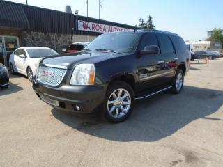 Used 2011 GMC Yukon AWD 4dr Denali Supercharged Navigation b-cam b-too for sale in Oakville, ON