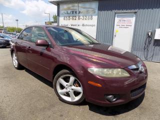 Used 2007 Mazda MAZDA6 ***GS,V6,AUTOMATIQUE,MAGS*** for sale in Longueuil, QC