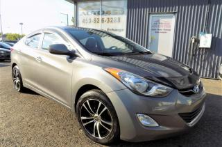 Used 2012 Hyundai Elantra ***GLS,AUTOMATIQUE,A/C,MAGS*** for sale in Longueuil, QC