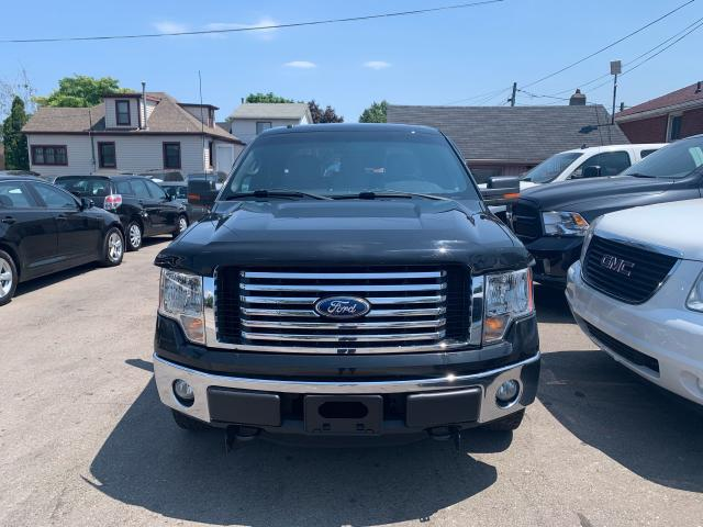 2011 Ford F-150 **XLT**4X4**NAV**BLUETOOTH**