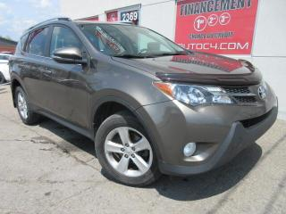 Used 2014 Toyota RAV4 XLE TOIT CAM RECUL MAG for sale in St-Jérôme, QC