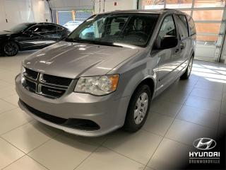 Used 2013 Dodge Grand Caravan SE + GARANTIE + STOW'N'GO + A/C + CRUISE for sale in Drummondville, QC