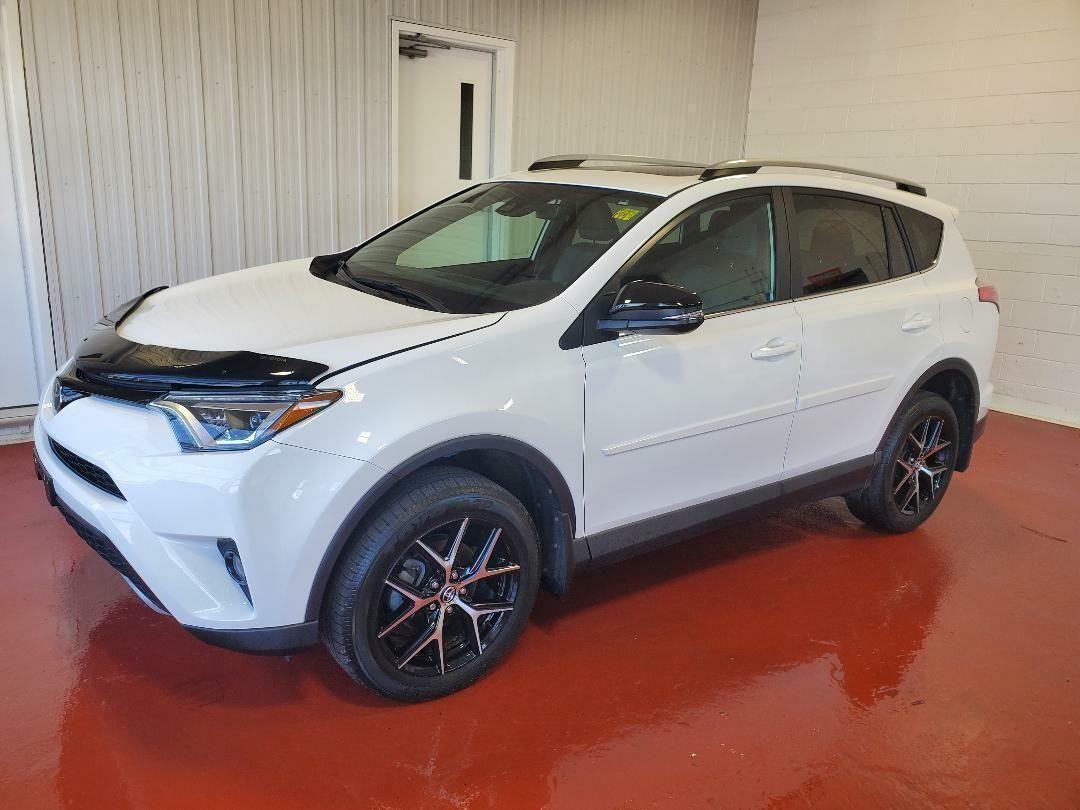 2018 Toyota RAV4 SE AWD