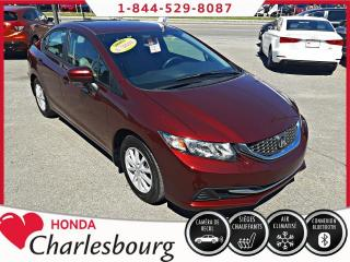Used 2015 Honda Civic LX ****29 088 KM**** for sale in Charlesbourg, QC