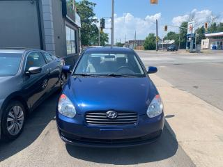 Used 2010 Hyundai Accent **GL**CLEAN CARFAX** for sale in Hamilton, ON