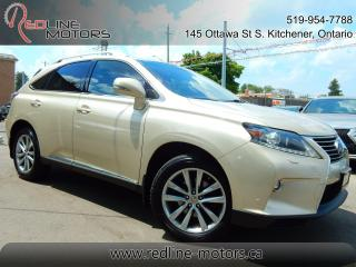 Used 2015 Lexus RX 350 Sportdesign.Navi.Camera.BlindSpot.ParkAssist. for sale in Kitchener, ON