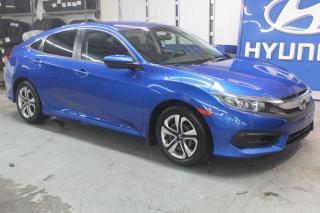 Used 2016 Honda Civic 4 portes, boîte manuelle, LX TRES PRORPE for sale in St-Constant, QC
