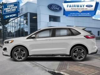 New 2020 Ford Edge ST  - Leather Seats for sale in Steinbach, MB