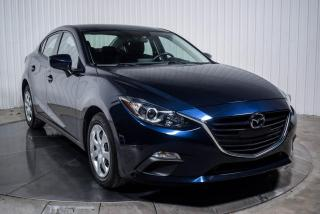 Used 2016 Mazda MAZDA3 GX A/C CAMERA DE RECUL for sale in St-Hubert, QC
