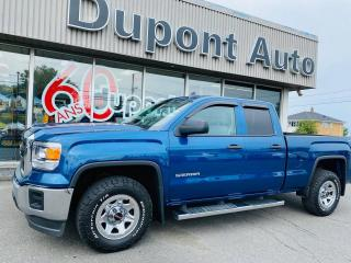 Used 2015 GMC Sierra 1500 Cabine double 4RM 143,5 po for sale in Alma, QC