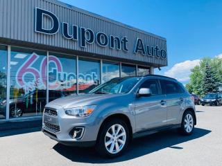 Used 2014 Mitsubishi RVR traction intégrale 4 portes CVT GT for sale in Alma, QC
