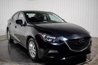 Used 2016 Mazda MAZDA3 GS A/C MAGS NAV CAMERA DE RECUL for sale in St-Hubert, QC