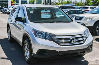Used 2014 Honda CR-V LX AWD GR ELECTRIQUE CAMERA DE RECUL A/C for sale in St-Hubert, QC