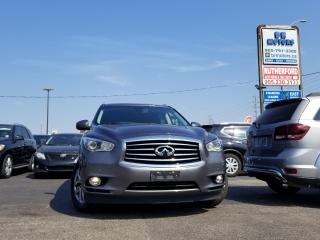 Used 2015 Infiniti QX60 7 SEATER NAVIGATION BACK UP CAMERA for sale in Brampton, ON